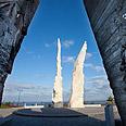 Monument in Netanya Photo: Eduard Stern