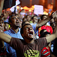 Muslim Brotherhood supporters in Cairo Photo: Reuters