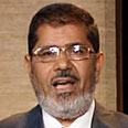 Egyptian President Morsi Photo: AP, Egypt State TV