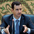 Assad: Already used chemical weapons in Homs? Photo: SANA, AFP