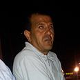 The shaken truck driver Photo: Eli Senyor