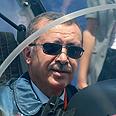 'We'll take this step.' Erdogan Photo: AFP