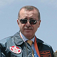 Recep Tayyip Erdogan Photo: AFP