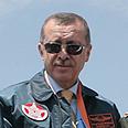 Recep Tayyip Erdogan Photo: AFP
