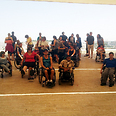 Birthright: Challenges in a wheelchair are sevenfold Photot: Elad Bar-Ilan