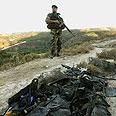 Hezbollah gunman in Lebanon Photo: AFP