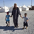 Syrian refugees in Turkey Photo: EPA
