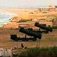 Syrian military maneuvers Photo: EPA