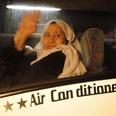 En route to Rimon Prison Photo: AFP