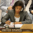 US Ambassador to the UN Susan Rice Photo: AP
