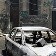 Devastation in Damascus Photo: AFP