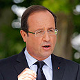 &#39;Zero tolerance.&#39; Hollande Photo: Reuters