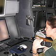 Intelligence officers in action Photo: IDF Spokesman