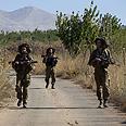 Israel-Syria border Photo: AFP