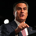 Romney Photo: AFP