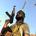 Syrian rebel Photo: EPA