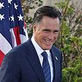 Mitt Romney Photo: Gil Yohanan