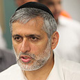 Interior Minister Eli Yishai Photo: Tal Shachar