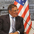 Clear stance.' Panetta Photo: Mark Neiman, GPO