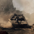 IDF tank (Archive photo) Photo: EPA