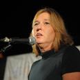 Livni: 'Reminder to Israeli society' Photo: Yaron Brener