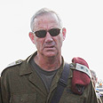 Benny Gantz Photo: IDF Spokesman