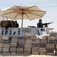 Egypt-Gaza border (Archives) Photo: Reuters