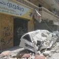 Salaheddin neighborhood in Aleppo