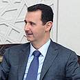 Assad will not use weapons Photo: EPA