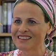 Dr. Hannah Katan. 'Stregthening the Jewish home' Photo: Orot