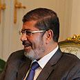 Mohammed Morsi Photo: Reuters