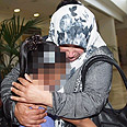 K.'s Palestinian adoptive family Phot: Moti Kimhi