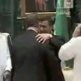 Morsi and Ahmadinejad in Mecca