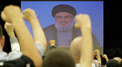 Hezbollah Chief Hassan Nasrallah (Photo: AFP)