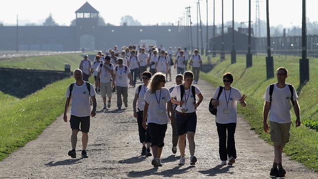 ישראלים באושוויץ ב