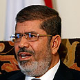Egyptian President Mohamed Morsi Photo: Reuters