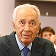 Peres. 'Disconnect religion from politics' Photo: Gadi Kabalo