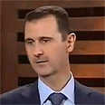 Syrian President  Bashar Assad Photo: Screenshot