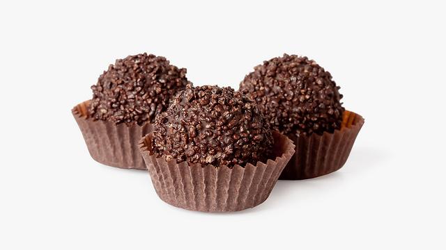 שוקולד גורם לגוף להיות דרוך כל הזמן (צילום shutterstock)