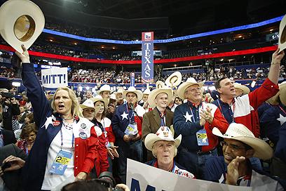 """לא סתם בחרו הרפובליקנים לקיים את ועידתם ב""""מדינה מתנדנדת"""". פלורידה (צילום: AP)"""