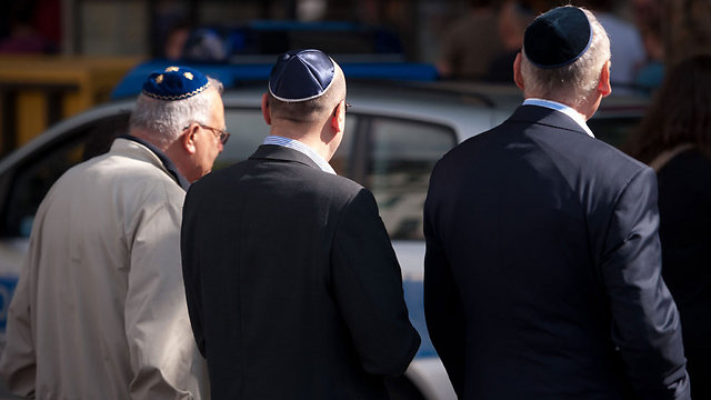 The Diaspora Jewry is aging (Archive photo: AFP)