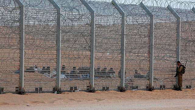 141 people have managed to cross the fence this year (Photo: Reuters, Archive)