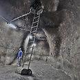 The uncovered water reservoir Photo: Vladimir Naykhin
