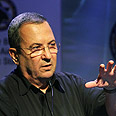 Ehud Barak Photo: Ido Erez