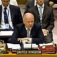 British Foreign Secretary William Hague Photo: AFP