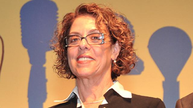 Prof. Rivka Carmi (Photo: Yair Sagi) (Photo: Naama Gibori)