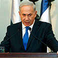 Getting tough? Netanyahu Photo: Reuters