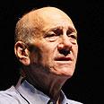 Ehud Olmert Photo: Ido Erez