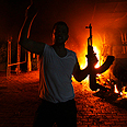 Attack on US Consulate in Benghazi Photo: Reuters