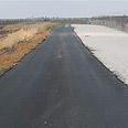 New road will improve response time Photo: Yaron Brener